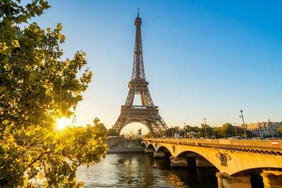 Fotomural Paris Eiffeltorm Eiffeltower Tour Eiffel
