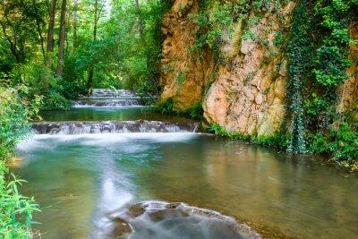 Fotomural Parque Natural Monasterio de Piedra, Saragoça (Espanha)