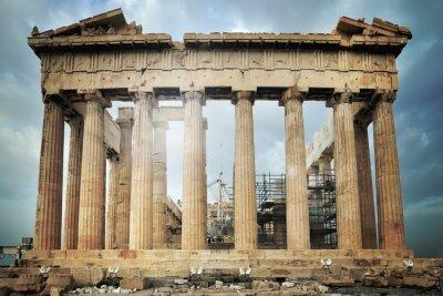 Fotomural Parthenon, Acrópole em Atenas