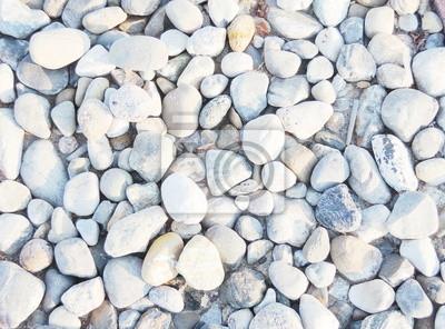 Fotomural Pedra britada de brita