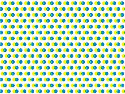 Fotomural Polca, ponto, branca, seamless, vetorial, Padrão