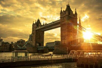 Fotomural Ponte da torre de Londres