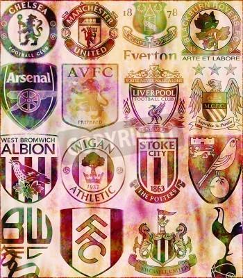 Fotomural Premier League