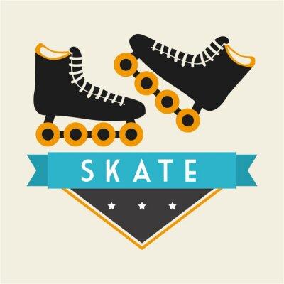 Fotomural projeto de skate