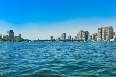 Fotomural Rio Nilo do Cairo