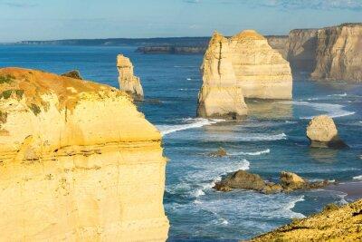 Fotomural Rochas dos Doze Apóstolos ao longo da costa australiana