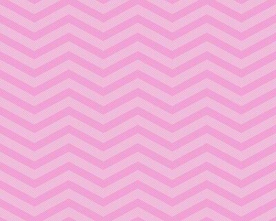 Fotomural Rosa Chevron Zigzag texturizado Tecido Padrão de fundo