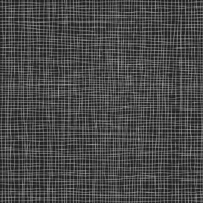 Fotomural Seamless celular desenhado mão padrão