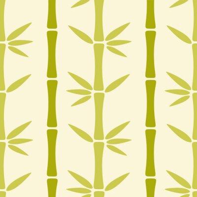Fotomural Seamless, Padrão, bambu, árvores