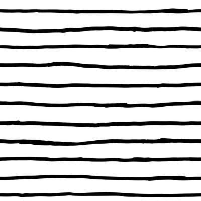 Fotomural Seamless, Padrão, tinta, horizontais, linhas