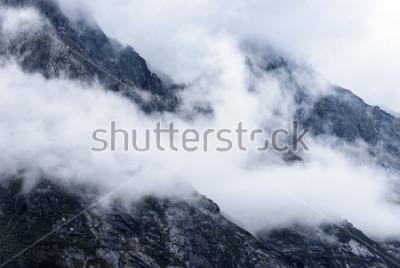 Fotomural Sichuan Bi Peng vala cenário natural