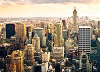 Fotomural Skyline de New York von