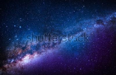 Fotomural Stanfield azul - elementos desta imagem fornecidos pela NASA