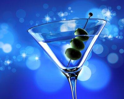 Fotomural Tempo de Martini