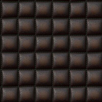 Fotomural Textura de couro de luxo