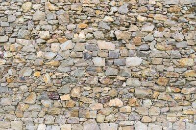 Fotomural Textura de fundo da parede de granito cinzento