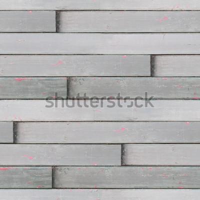 Fotomural Textura de madeira pintada sem costura