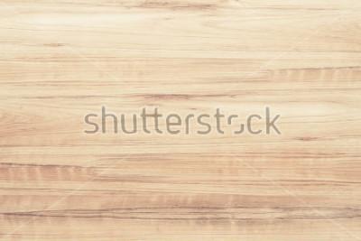 Fotomural Textura de madeira. Superfície de fundo de madeira teca para design e decoração