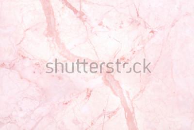 Fotomural Textura de mármore natural da parede para o trabalho de arte de fundo e projeto, teste padrão sem emenda da pedra da telha com luxo brilhante.