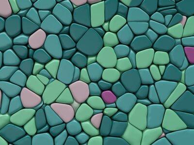 Fotomural textura de pedra de cor