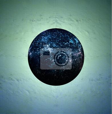 Fotomural Universo esférico