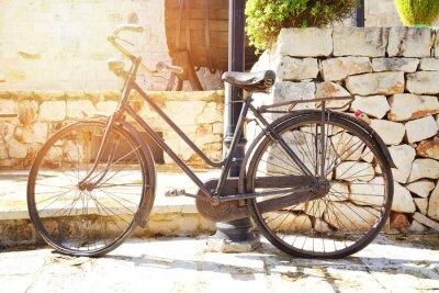 Fotomural Vélo vintage décoratif