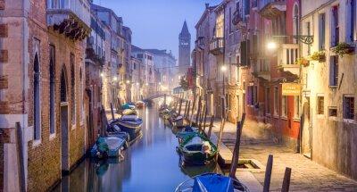 Fotomural Veneza, na Itália