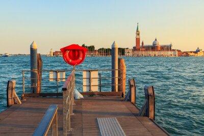 Fotomural Veneza no verão