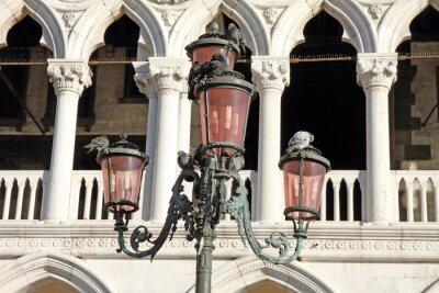 Fotomural Veneza Veneto Itália Doges palácio