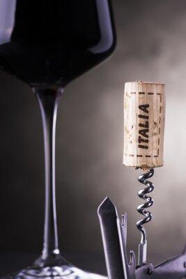 Fotomural Vinho italiano