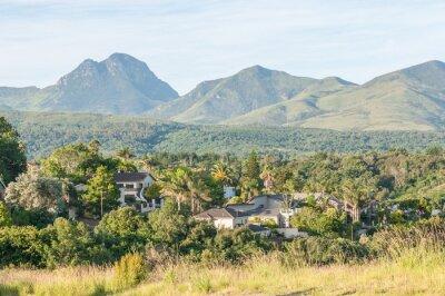 Fotomural Vista de George na África do Sul