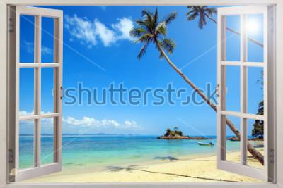 Fotomural Vista do mar