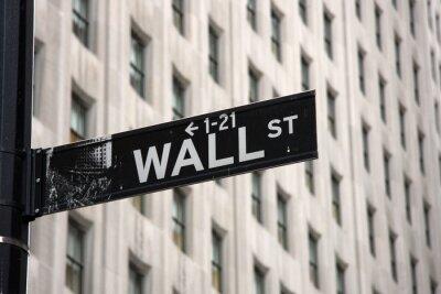 Fotomural Wall Street