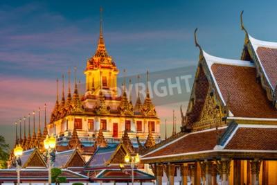 Fotomural Wat Ratchanatdaram