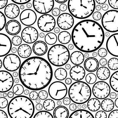 Fotomural watch dial pattern eps10