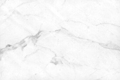 Fotomural white gray marble texture background with high resolution, top view of natural tiles stone floor in seamless glitter pattern and luxurious.