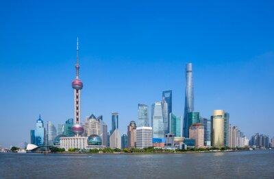Fotomural Xangai