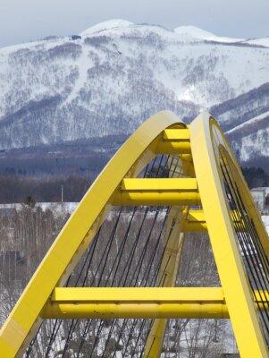 Fotomural 北海道 ニ セ コ 大橋