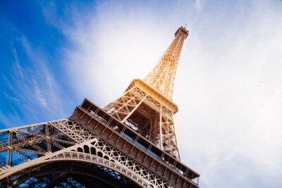 Poster A Torre Eiffel Mágica