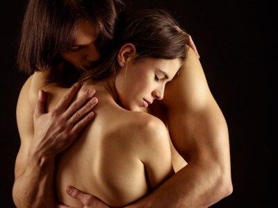 Poster Abraço do amor