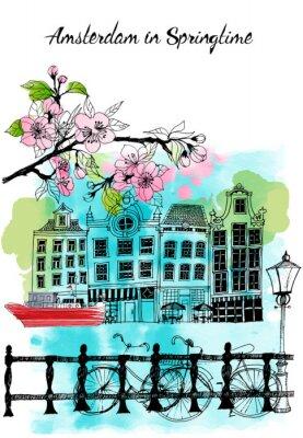 Poster Amesterdão