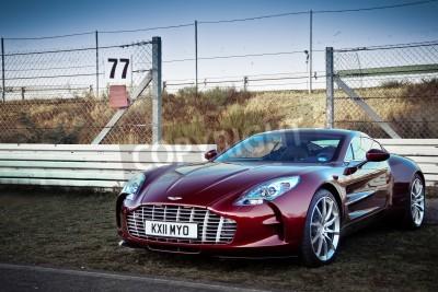 Poster Aston Martin One-77 Aston