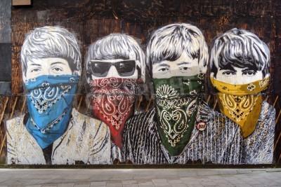 Poster Beatles