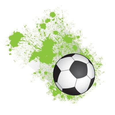 Poster Bola de futebol