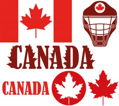 Poster Canadá