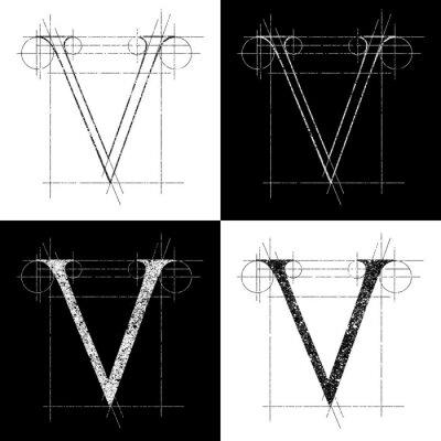 Poster capital de V
