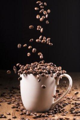 Poster Chicago di caffè