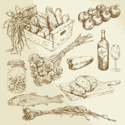 Poster coleta de alimentos
