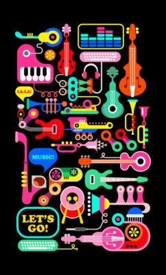Poster Composição Musical
