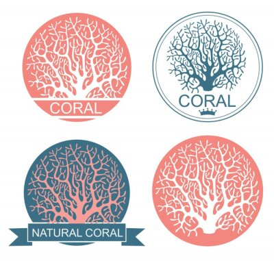 Poster Coral